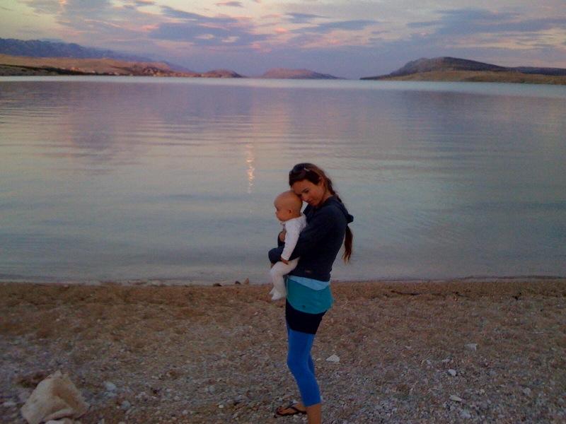 Denali and Barbora Croatia