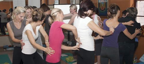 Ayurveda Yoga and Our Mind Holistic Workshop Prague Czech Republic